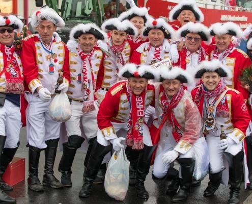 Karnevalszug 2019